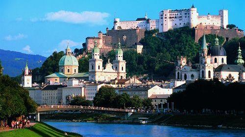 萨尔茨堡城堡 _萨尔茨堡城堡风景图片_携程旅游网