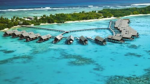马尔代夫香格里拉岛shangri-la自由行(5钻) 马尔代夫香格里拉岛