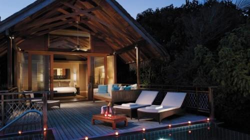 香格里拉岛-泳池别墅