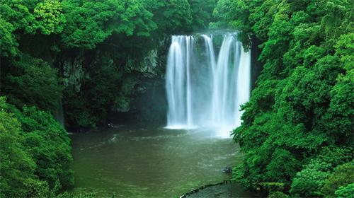 韩国首尔 济州岛 釜山6日团队游(3钻)海云台 龙头山公园 乐天