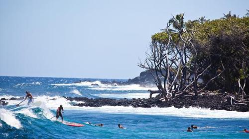 美国夏威夷8日5晚半自助游·经典3岛 欧胡岛 火山岛 茂宜岛 火山岛