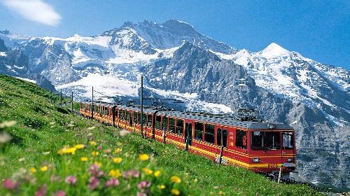 【北京】瑞士+德国+奥地利阿尔卑斯山10日跟团游